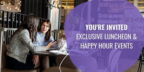 Happy Hour with Fidelis Agents & McGirl Insurance tickets