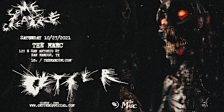 10.23 | GETTER | THE MARC | SAN MARCOS TX tickets