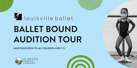 Ballet Bound Audition Workshop: Shelby Park tickets