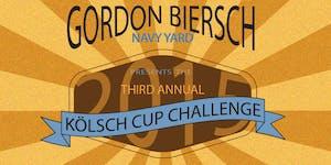 3rd Annual Kolsch Cup at GB Navy Yard