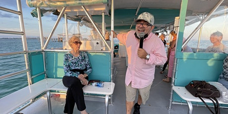 Sunset Boat Cruise to Stiltsville with Local Historian tickets