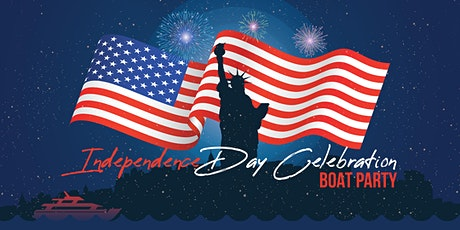 The # 1 4th of July Fireworks Independence Day Cruise NYC Boat Party tickets