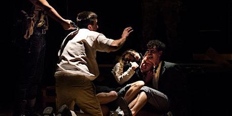 Tre giorni a Beslan– Ronzinante Teatro biglietti
