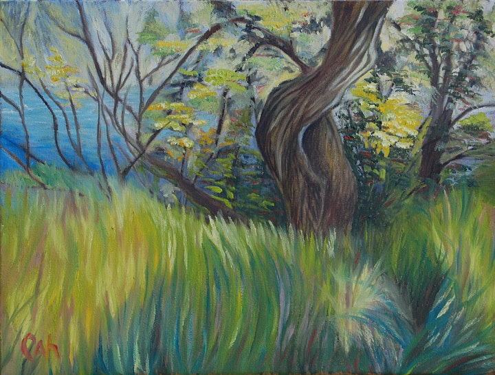 Plein Air Painting with Cheryl-Ann Hills (IN PERSON) image