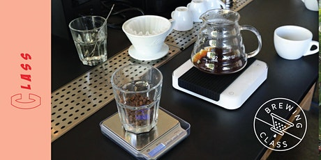 Chemex and Iced Coffee tickets