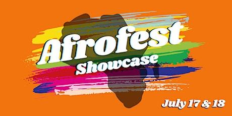 AfroFest Showcase tickets