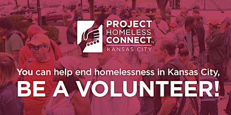 VOLUNTEER SHIFTS (OTHER) at Project Homeless Connect KC 2021 tickets