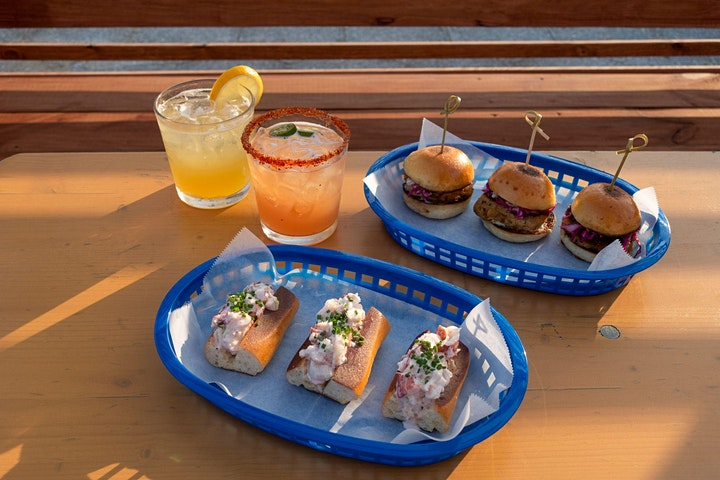 """THURSDAYS: """"WINE & DINE"""" ON THE WATER @ WATERMARK w/HAPPY HOUR & $1 OYSTERS image"""