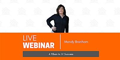 4 Pillars to JV Success | Mandy Branham