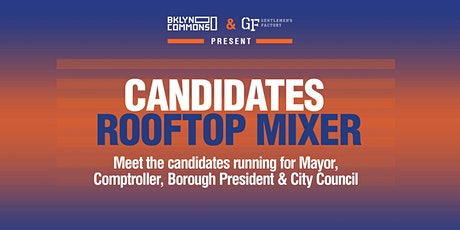Meet the NYC Candidates Mixer tickets