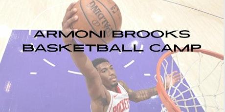 Armoni Brooks Basketball Camp tickets