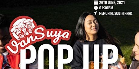 Vansuya Pop-up Picnic  Series 2 tickets