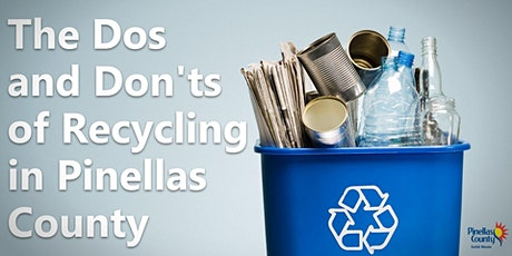 The Dos and Don'ts of Recycling in Pinellas County tickets