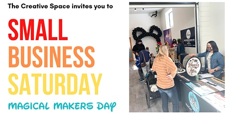 Small Business Saturday: Magical Makers Day tickets