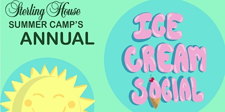 Summer Camp Ice Cream Social tickets