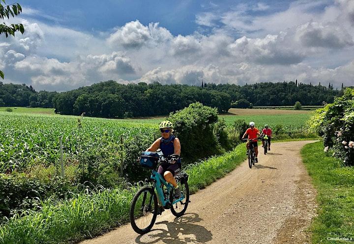 Bike tour Borghetto Valeggio and Morainic Hills image
