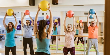 *FREE * Fit Breaks with Jess (virtual) tickets