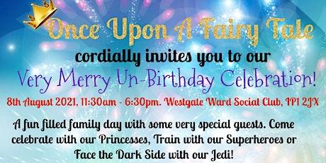 A Very Merry Un-Birthday Celebration tickets