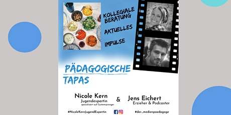 Pädagogische Tapas mit Nicole und Jens Tickets
