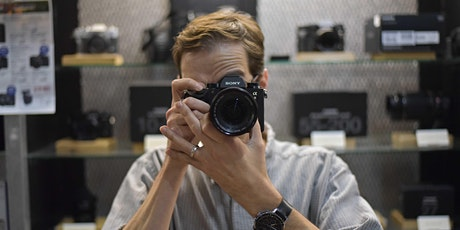 Introduction to Photography Class (Online) tickets