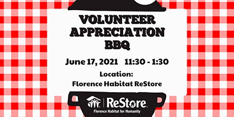 Volunteer Appreciation BBQ tickets
