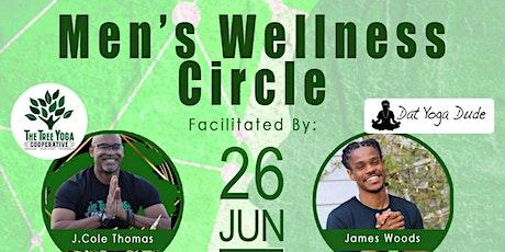 Men's Wellness Circle tickets