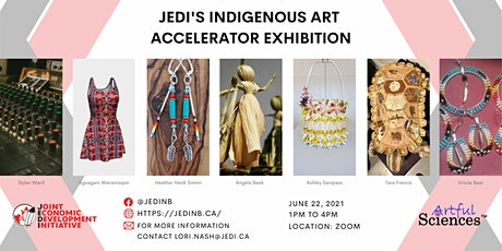 JEDI's Indigenous Art Accelerator Exhibition and Marketplace tickets