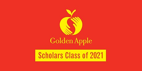 2021 Virtual Golden Apple Scholar Induction biglietti