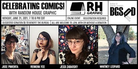 Celebrating Comics! With Random House Graphic tickets