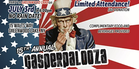 The Final Casperpalooza 2021 - The End of an Era! tickets