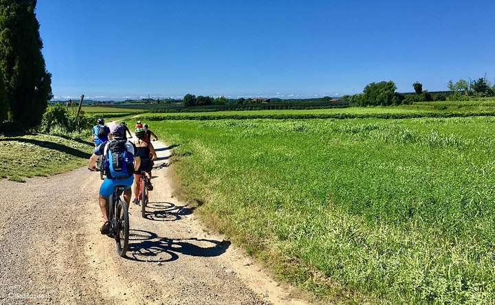 Immagine Tour in bici Borghetto Valeggio e degustazione Tortellini