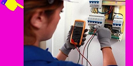 Curso de Eletricista em Serra ingressos