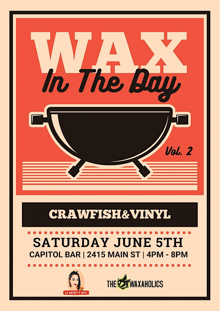 WAX IN THE DAY CRAWFISH BOIL image