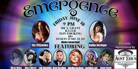 Emergence tickets