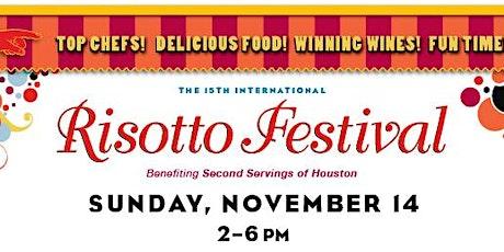 International Risotto Festival tickets