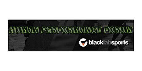 Human Performance Forum | Human Vitality tickets