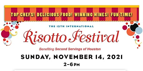 International Risotto Festival Sponsors & Host Committee tickets