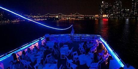 NYC Midnight Yacht Cruise Party tickets