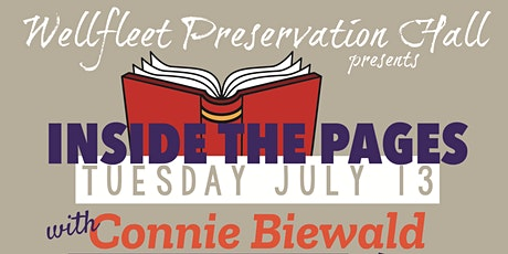 Inside the Pages w/ Connie Biewald tickets