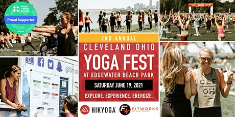 2nd Annual Cleveland Ohio Yoga Festival Presented by Hikyoga tickets