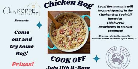 Chicken Bog Cook Off tickets