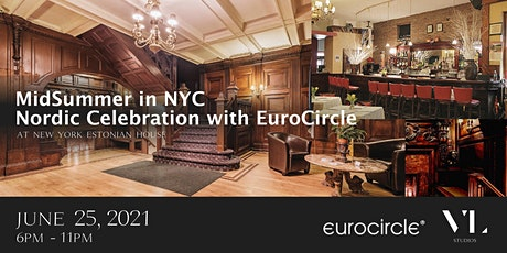 Nordic Midsummer Social in NYC  - Celebrate with EuroCircle tickets