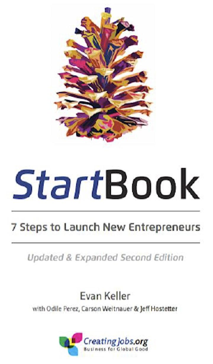 StartBook Entrepreneurial Training image