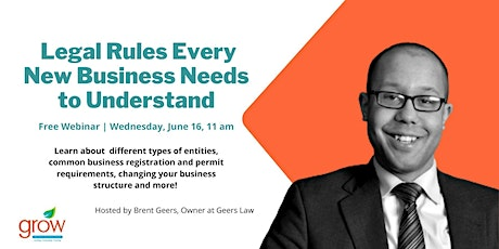 Legal Rules Every New Business Needs to Understand tickets