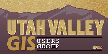 UVGIS Second Quarter 2021 Meeting tickets