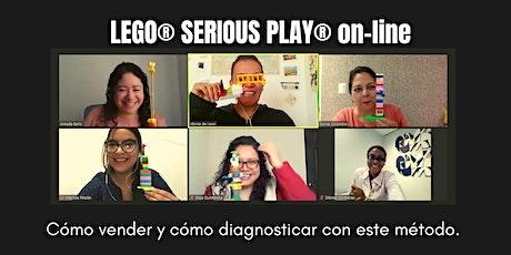 LEGO SERIOUS PLAY - cómo diagnosticar y cómo vender boletos