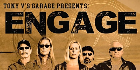 Engage with Hall Pass live at Tony V's tickets