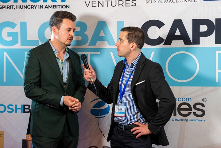 Investor Event by Global Capital Network - 100+ Angel Investors + VC's image