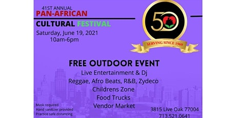 41st Annual Pan-African Cultural Festival tickets