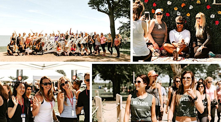 2nd Annual Cleveland Ohio Yoga Festival Presented by Hikyoga image